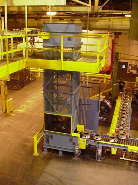 conveyor and lift